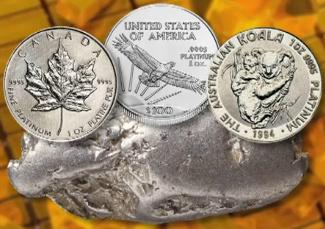 Precious Metals IRA Bullion
