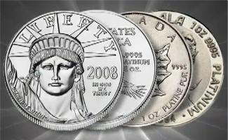 Precious Metals IRA Coins