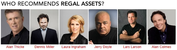 Recommends Regal Assets